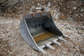 Free Excavator Bucket Royalty Free Stock Photography - 15337447