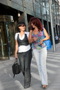 Free Pretty Women Walking Stock Photo - 15337520