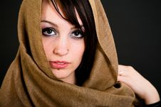 Free Beautiful Teen Girl Royalty Free Stock Image - 15330326