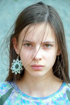 Free Beautiful Girl Stock Photography - 15330592