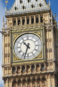 Free Big Ben Clock Stock Image - 15330981