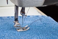 Free Sewing Machine Detail Stock Images - 15332374