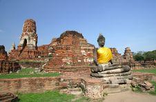 Free Wat Mahathat Stock Photos - 15333033