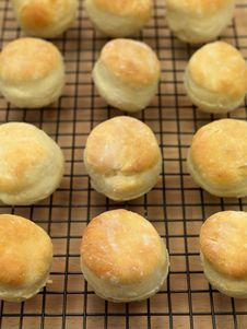 Free Baked Scones Royalty Free Stock Photo - 15333055