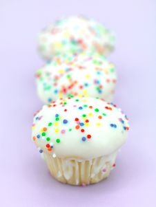 Free Cup Cakes Royalty Free Stock Photos - 15333188