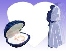 Free Wedding Card Stock Photos - 15333403
