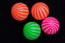 Free Color Balls Royalty Free Stock Photos - 15333548