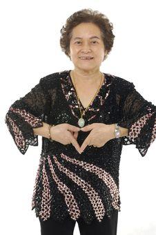 Free Senior Woman Stock Images - 15333964