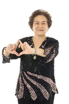 Free Senior Woman Stock Image - 15333971