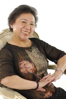 Free Senior Woman Royalty Free Stock Photography - 15334027