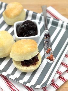 Free Baked Scones Stock Image - 15334341