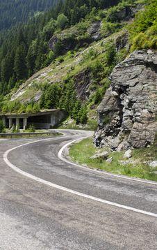 Free Transfagarasan Road Stock Image - 15334351
