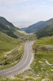 Free Mountain Road Stock Photos - 15334613
