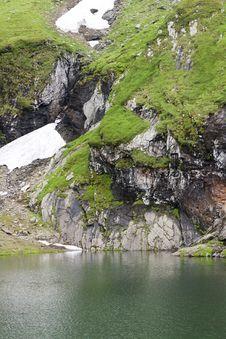 Free Balea Glacier Lake Royalty Free Stock Image - 15334626