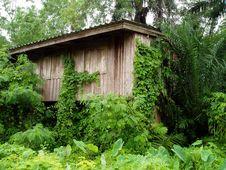 Free Abandoned House. Stock Images - 15335484