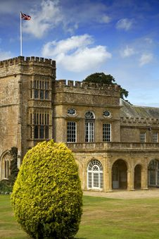 Free Forde Abbey Stock Photography - 15336272