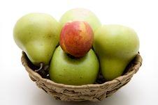 Free Nectarine Stock Image - 15336421