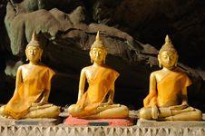 Free Buddha Statue Royalty Free Stock Image - 15336666