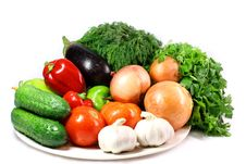 Free Vegetables Royalty Free Stock Photo - 15336715