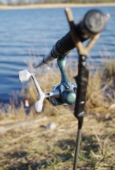Free Fishing Tackle Stock Images - 15337874
