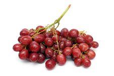 Free Red Grape Stock Photo - 15338020