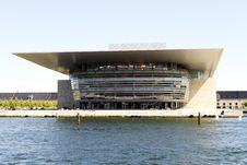 Free Copenhagen Opera Stock Photos - 15338183