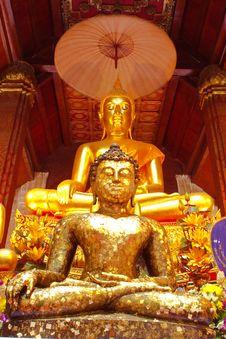 Free Yai Suwanaram Temple Stock Photo - 15338870