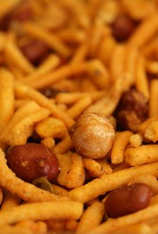 Free Bombay Mix Royalty Free Stock Photography - 15339867