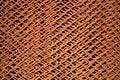 Free Rusty Iron Mesh Stock Photography - 15343402
