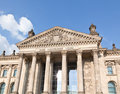Free Reichstag Building In Berlin Stock Image - 15348931