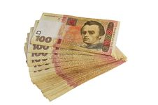 Free Hundred Ukrainian Hryvnia Royalty Free Stock Image - 15341616