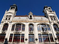 City Of Ghent, Belgium, Europe Royalty Free Stock Photo