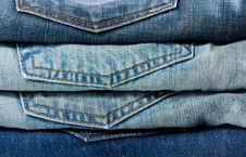 Free Blue Jeans Royalty Free Stock Image - 15342106