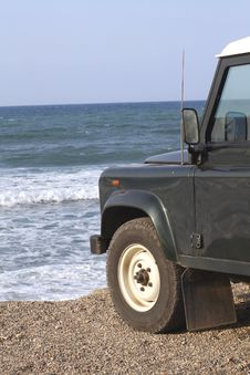 Free Drive By The Sea Royalty Free Stock Photography - 15342227