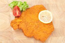 Free Roast With Sidedishes Stock Image - 15342511