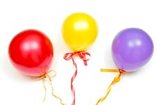 Free Balloons Royalty Free Stock Images - 15342839