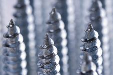 Free Screw Background Royalty Free Stock Images - 15343699