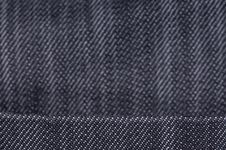 Denim Texture Royalty Free Stock Image