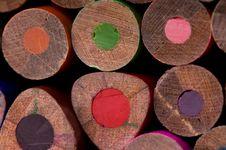 Free Multicolor Pencils Royalty Free Stock Photo - 15343785