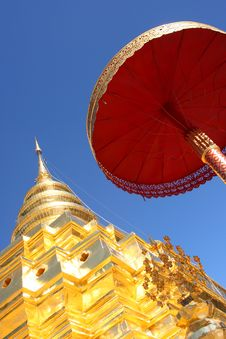 Free Temple In Bangkok Stock Photography - 15347222