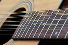 Free Twelve String Guitar Stock Images - 15347234