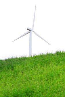 Free Windmills Royalty Free Stock Photos - 15347478