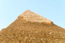 Free Pyramid Stock Image - 15348791