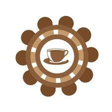 Free Coffee Sign Royalty Free Stock Images - 15349189