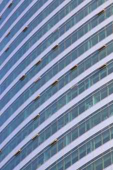 Free Outer Wall Of Tall Buildings Royalty Free Stock Image - 15349516
