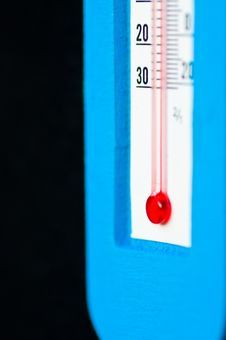 Free Thermometer Royalty Free Stock Photography - 15349587