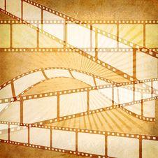 Free Retro Film Royalty Free Stock Photo - 15349815
