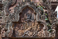 Free Hindu Style Temple Carvings Stock Image - 15352001