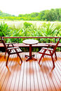 Free Wooden Chair Stock Photography - 15354102