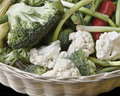Free Vegetables In Basket Royalty Free Stock Photos - 15359828